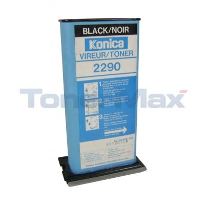 KONICA 2290 TONER BLACK